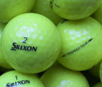 Srixon TriSpeed Tour Gelb