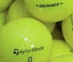 Taylor Made Distance(+) Gelb